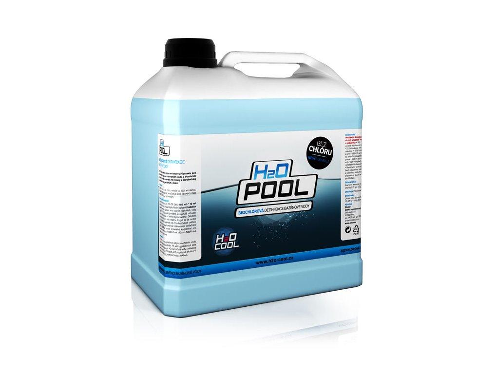 H2O POOL bezchlórová dezinfekce 3L