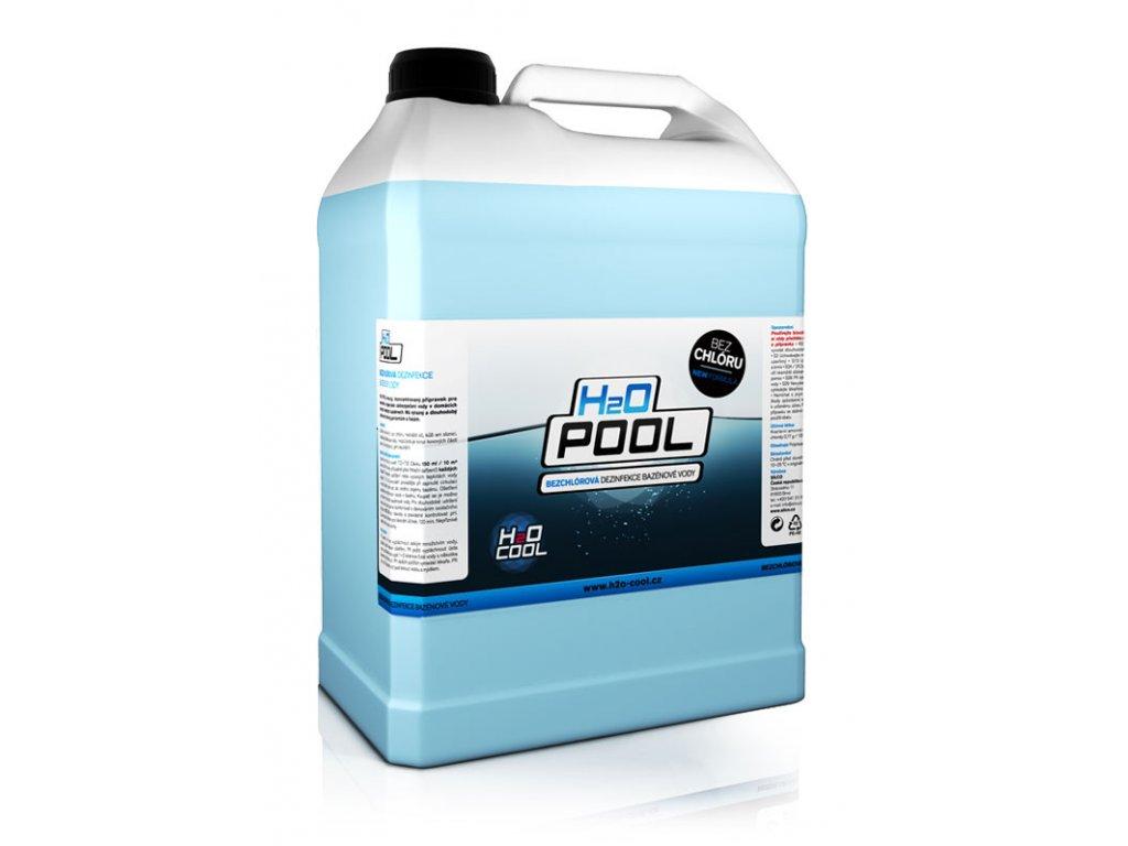 H2O POOL bezchlórová dezinfekce 5L
