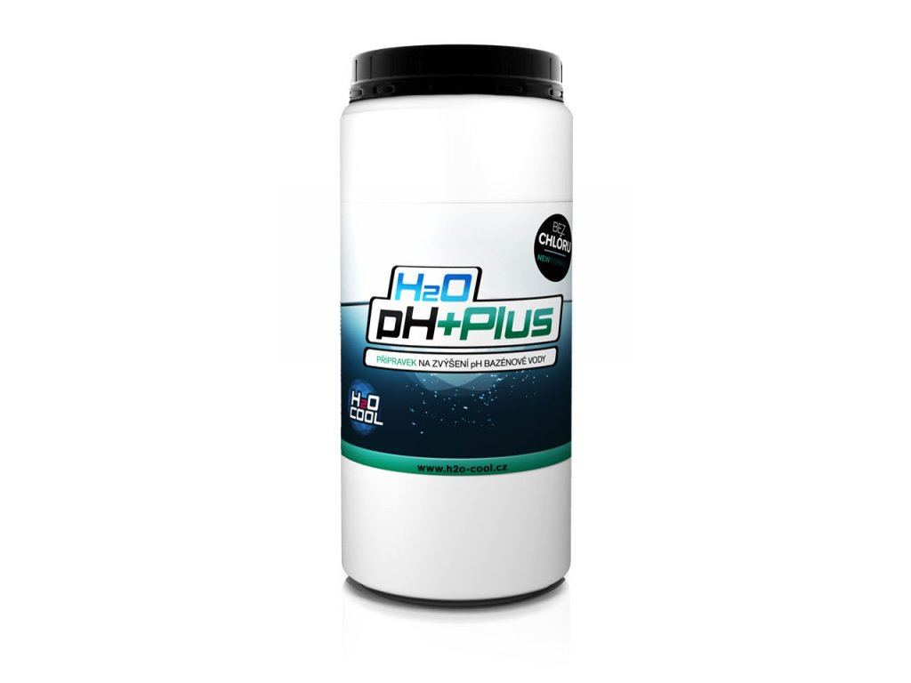 H2O pH PLUS 2,8kg