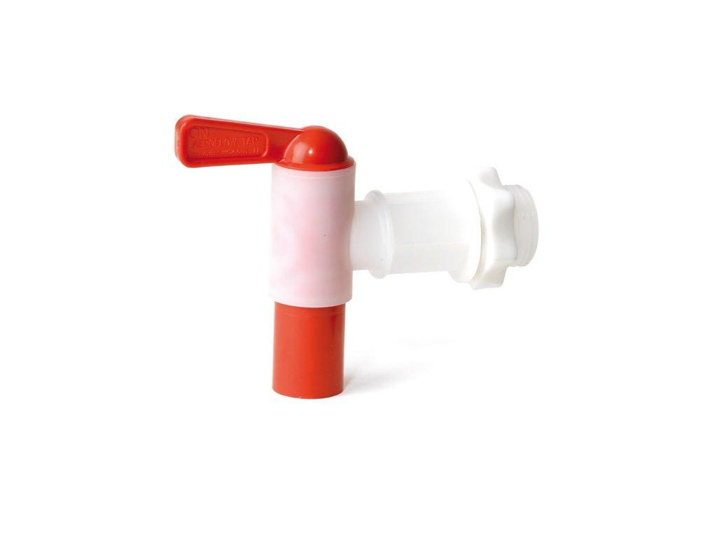 Plastový ventil  sudu na deštovou vodu