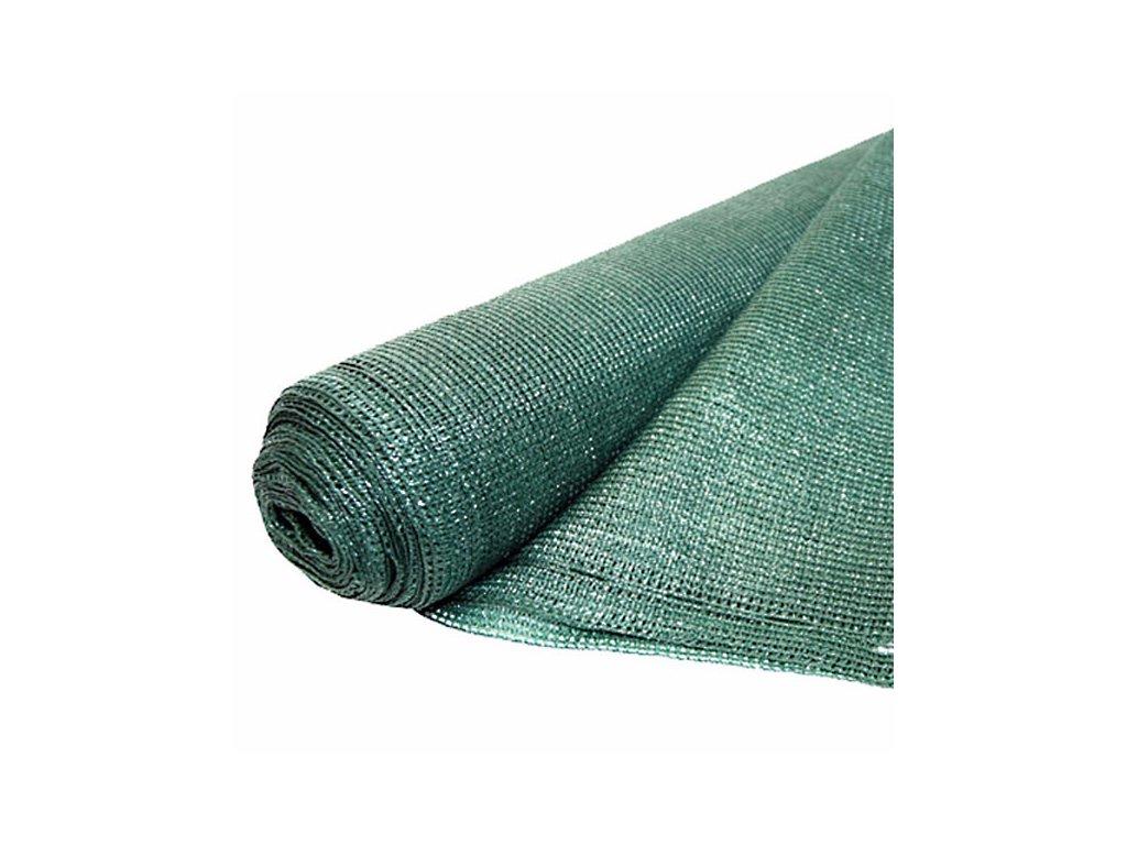 Stínící tkanina POPULAR.NET, HDPE 1,5x10m 150g/m 85%