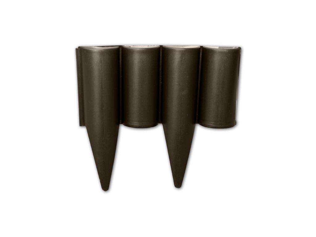 Palisáda PALGARDEN 225mm/2,5m hnědá