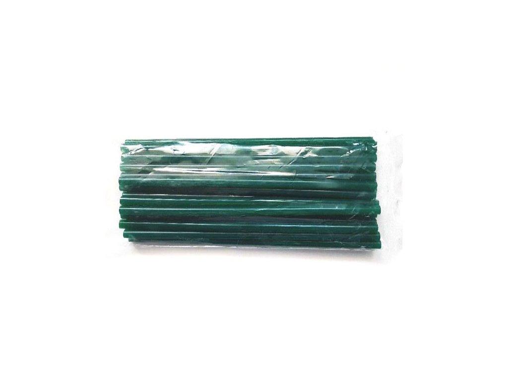 Tavná tyčinka ZELENÁ 7 x 200mm