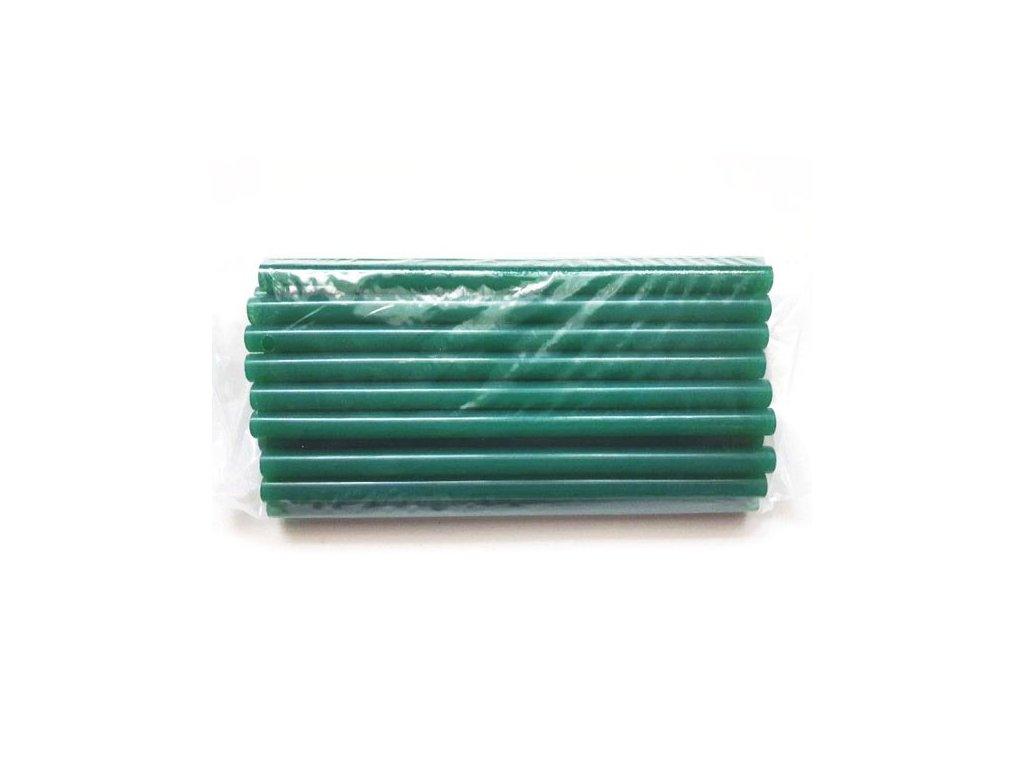 Tavná tyčinka ZELENÁ 11 x 200mm