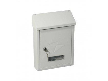 Poštovní schránka ERIK bílá