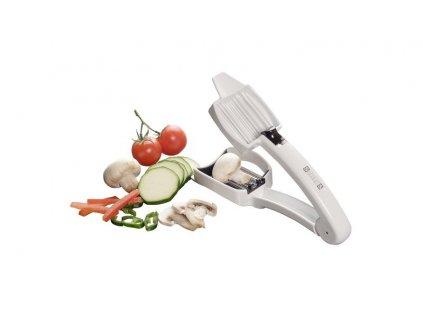 Status - C1 kráječ plátkový na houby, zeleninu, ovoce