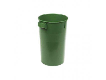 plastove nadoba 50l zelena
