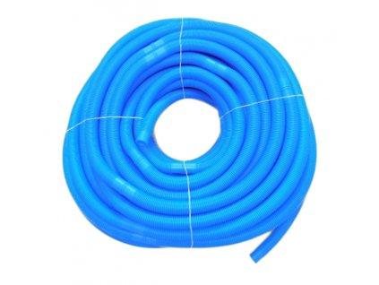 Bazénová hadice 32mm modrá - balení 50,6m