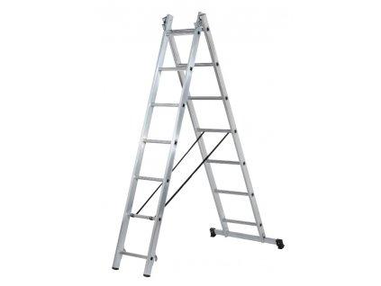 AXIAL dvoudílný žebřík 2x7 příček