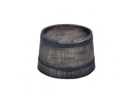 Podstavec pod sud 50L imitace dřeva