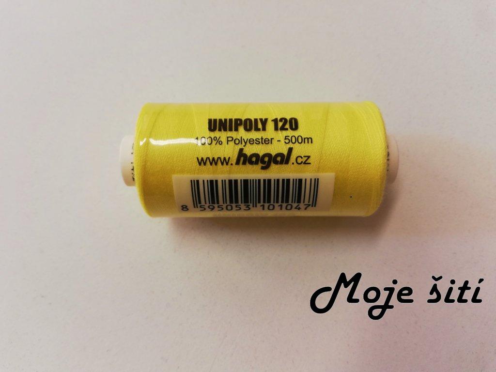 žlutá 164