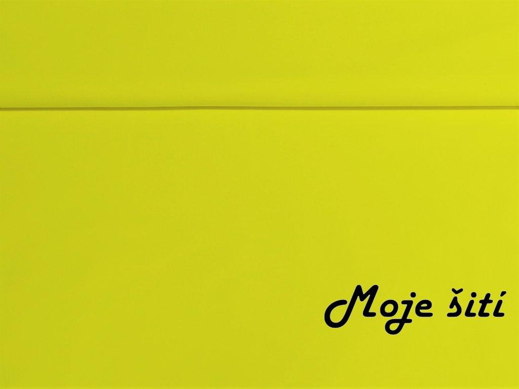 neon žlutý 1