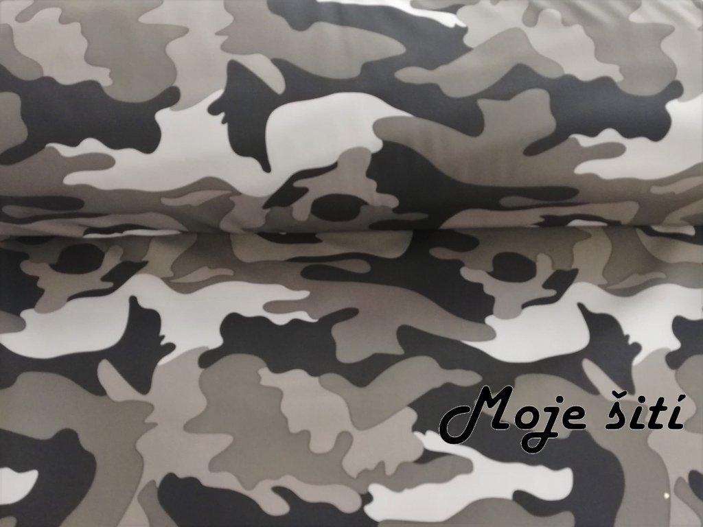 zimní softshell šedý maskáč (4)