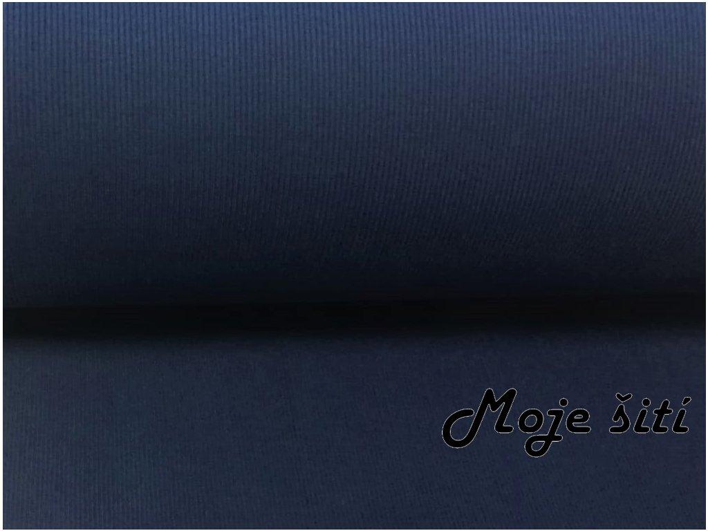 naplet zebro parizska modr