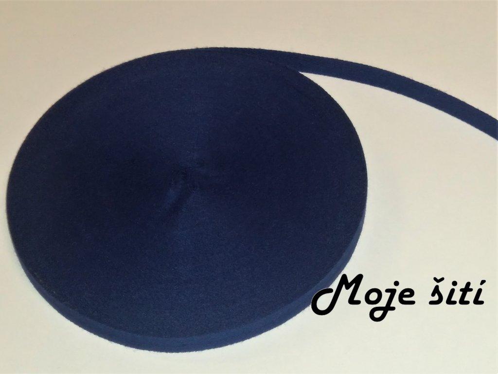 keprovka tkaloun kralovska modra