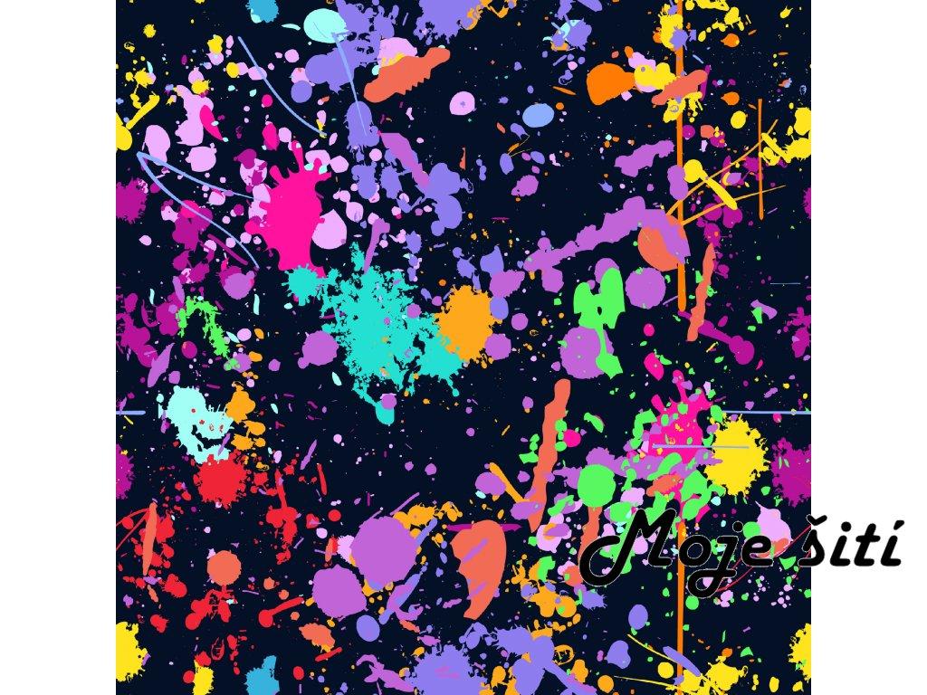 barevný spej