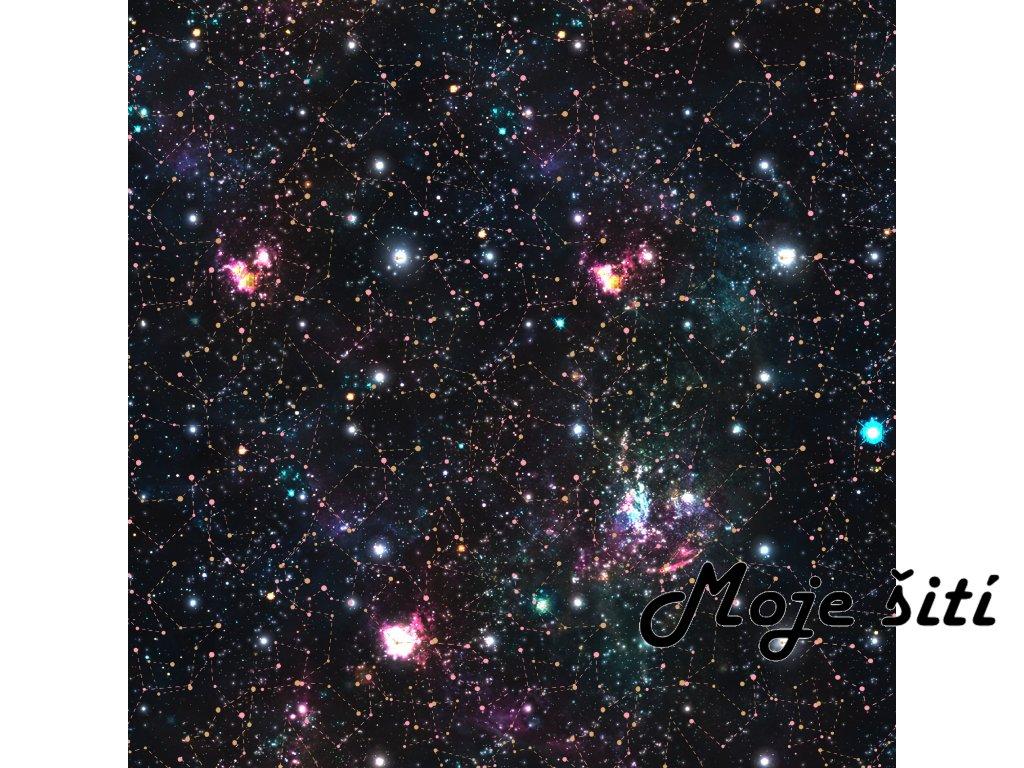 letni pruzny softshell galaxie