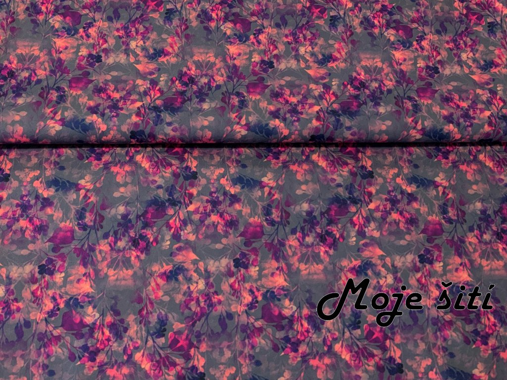 pastelové květy