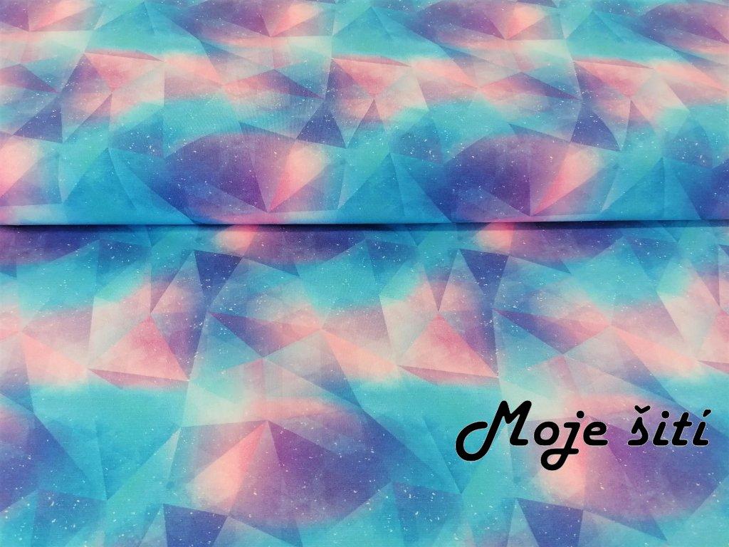 akvarelove trojuhelniky