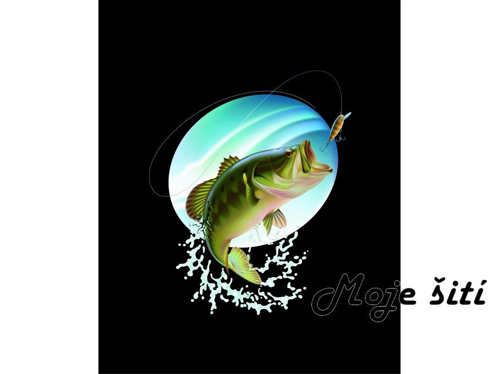 ryba černá