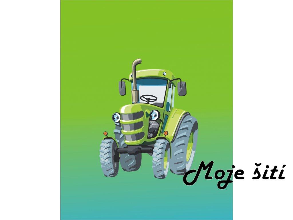 traktor duha 40x50