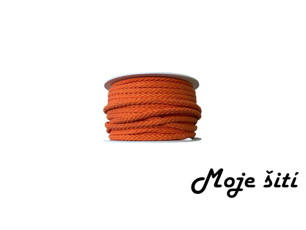 6mm oranžová