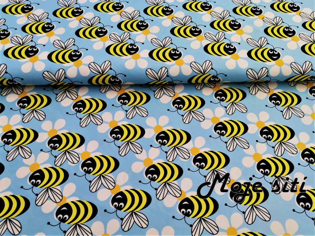 úplet včeličky