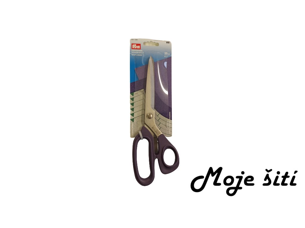 Nůžky krejčovské PRYM KAI 25 cm