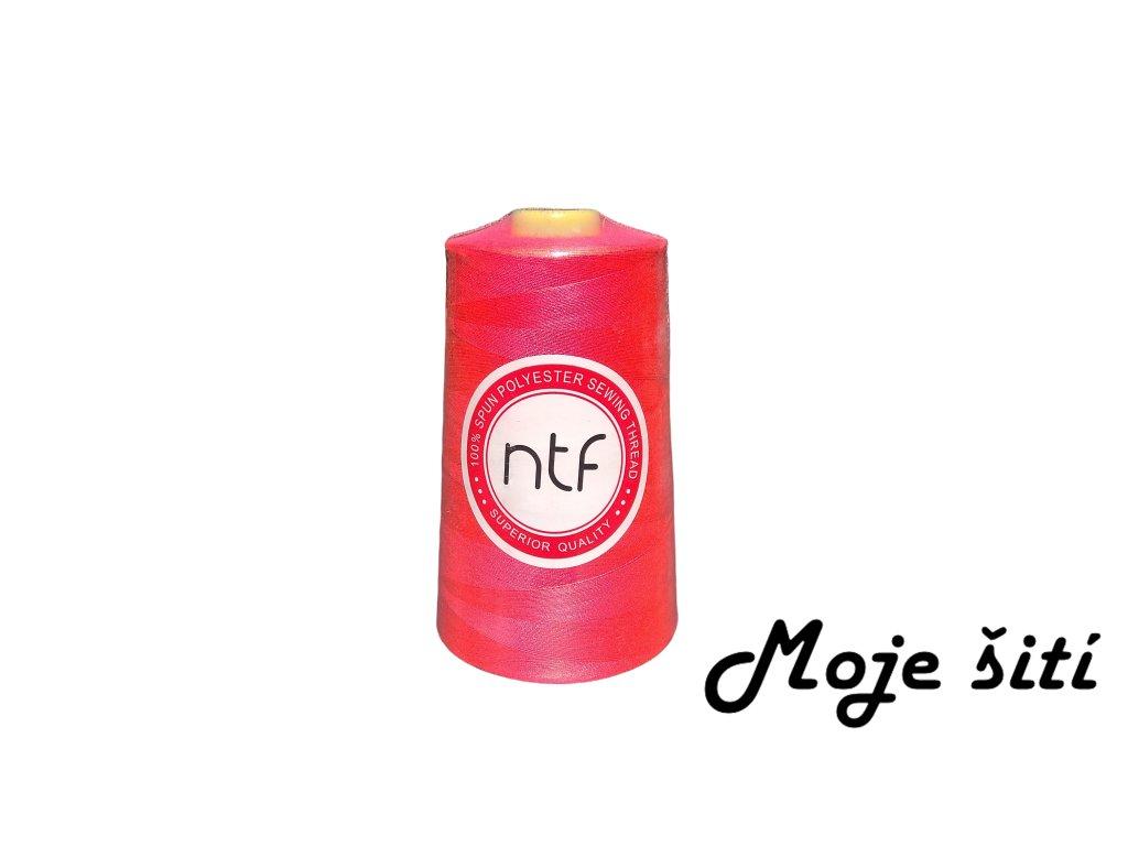 NTF neon ruzova 669