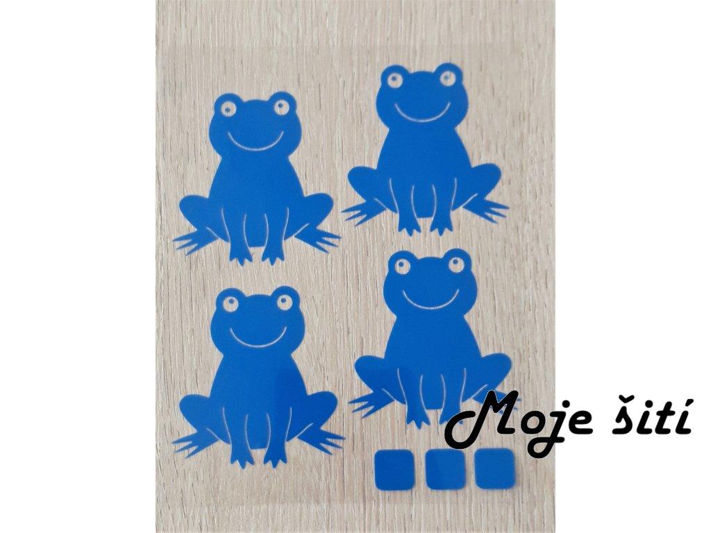 zabky modre