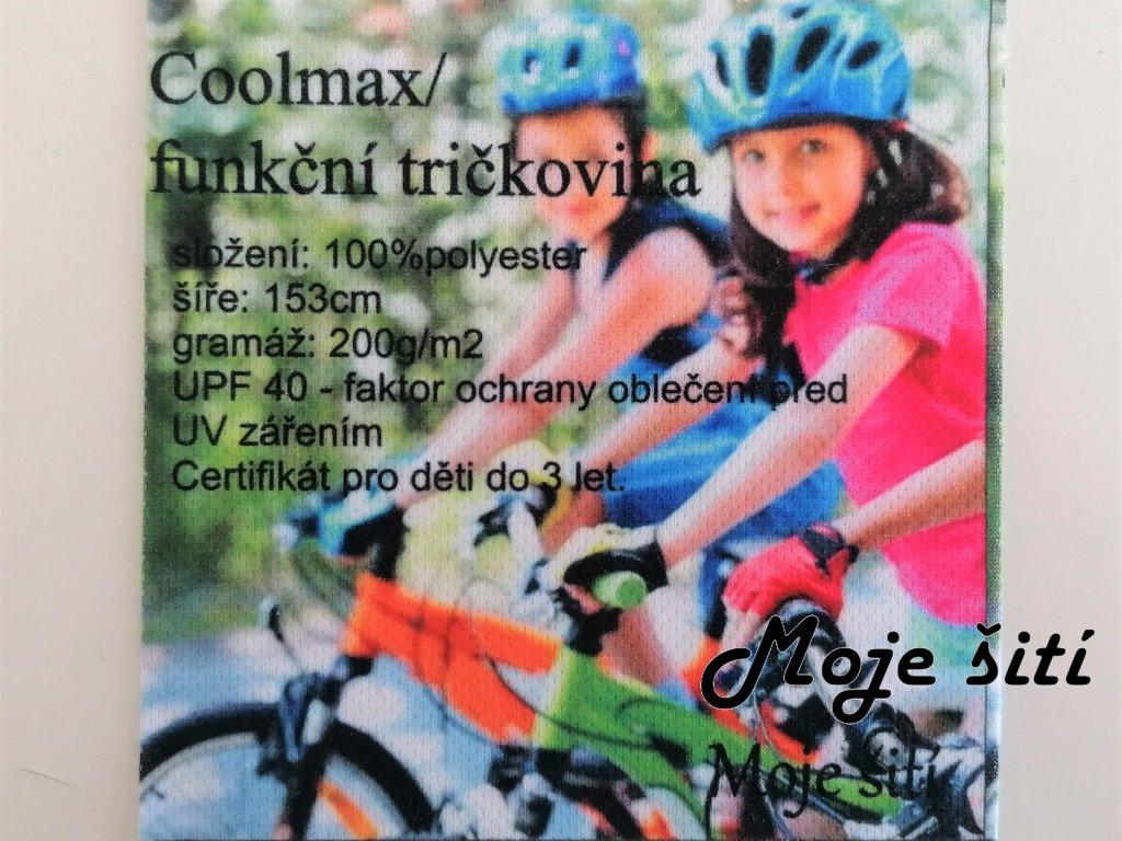 vzornik coolmax