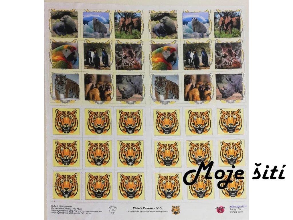 panel pexeso zoo (3)