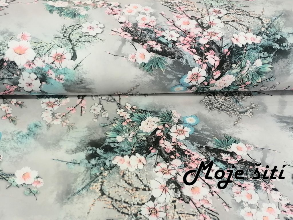 silky kvety na sede
