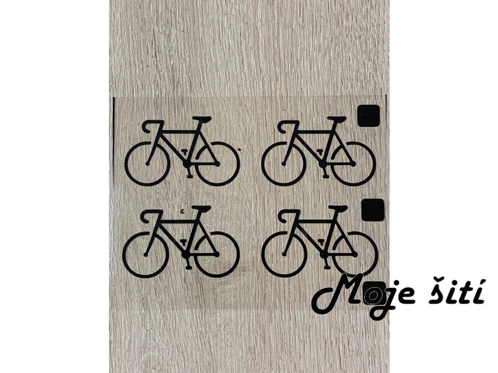 bicykly cerne