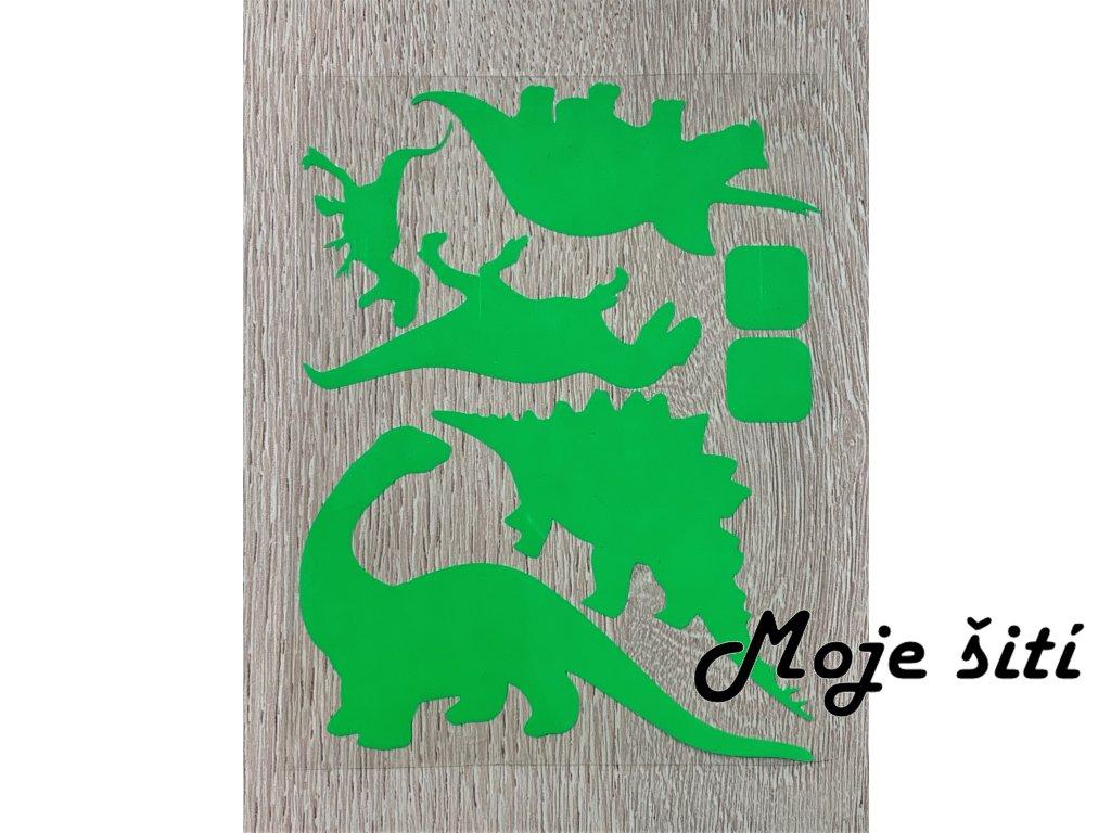 dinosauri zeleni