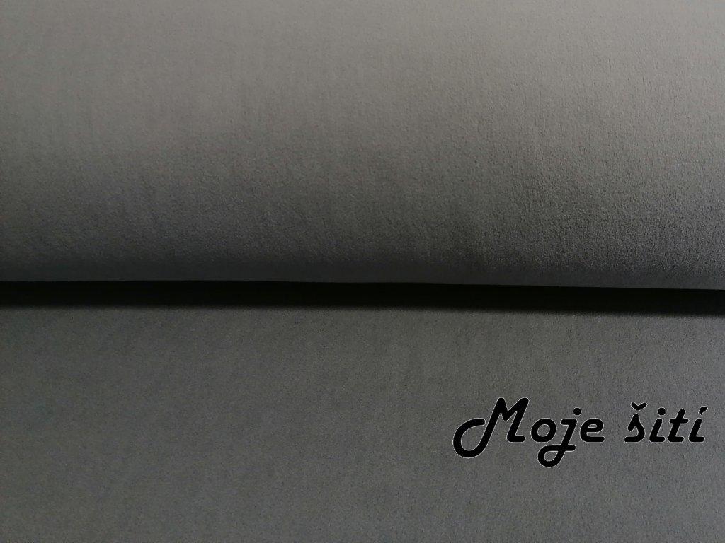 MicroFleece Šedý