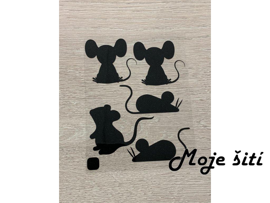 myšky černé