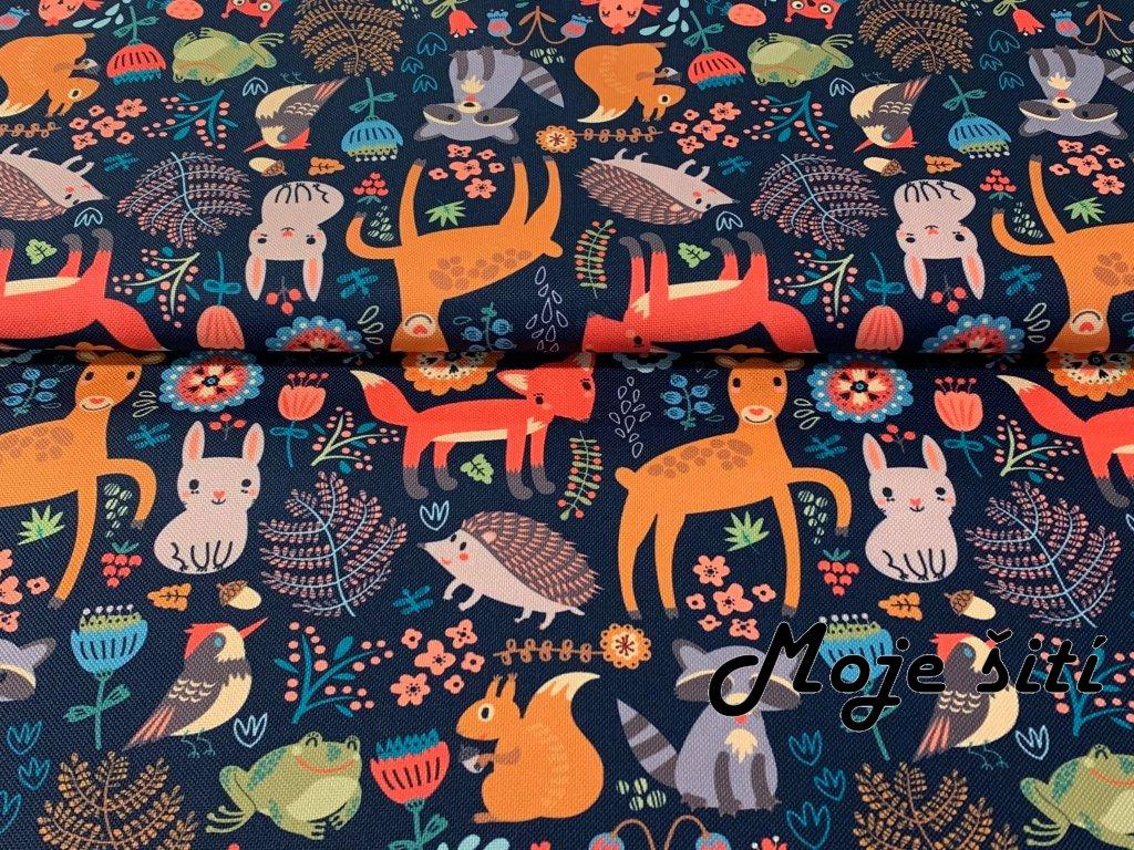 Kočárkovina Zvířátka (2)