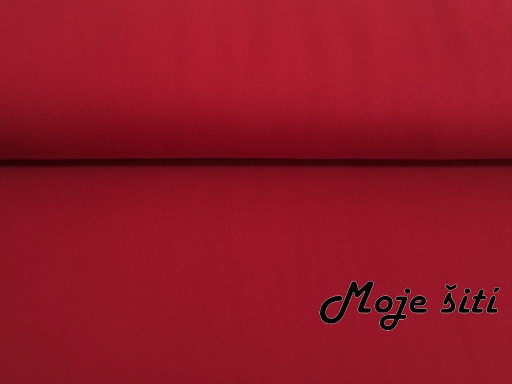 Matně červený náplet (2)