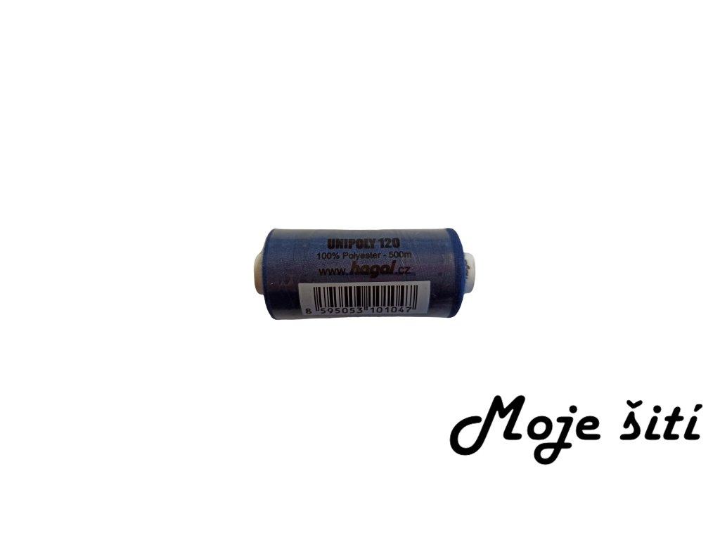 Unipoly 120 tmavě modrá 549