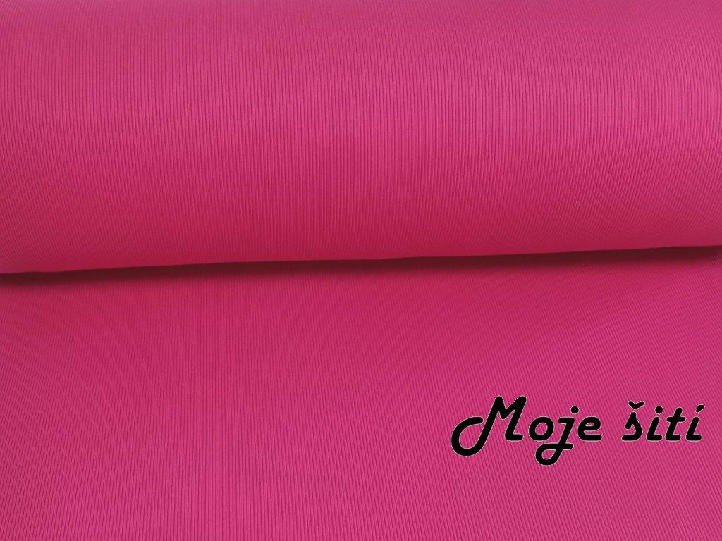 Sytě růžová (1)