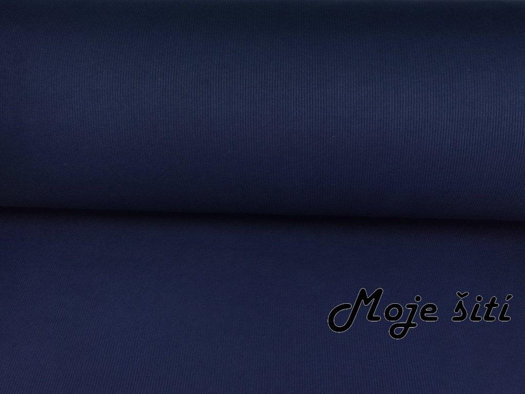 Inkoustová modrá
