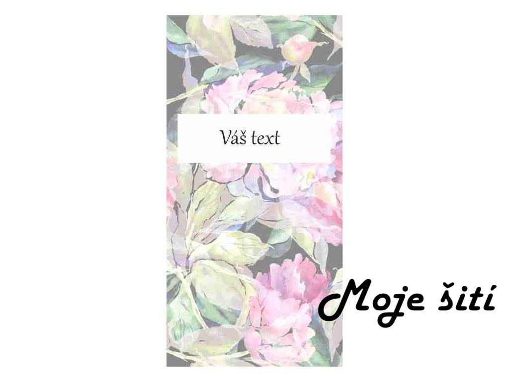 květy text