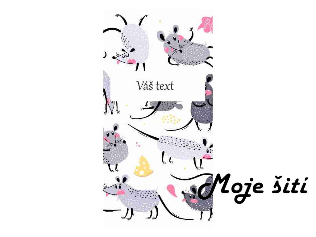 myšky text
