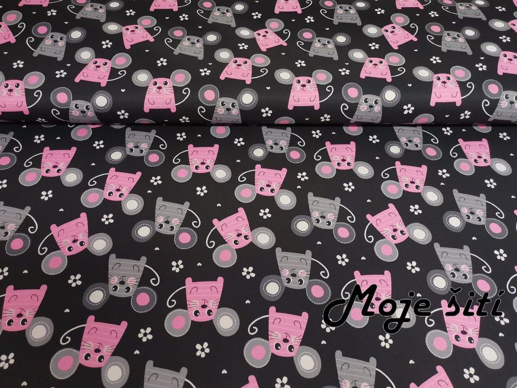 Myšky na černé (2)