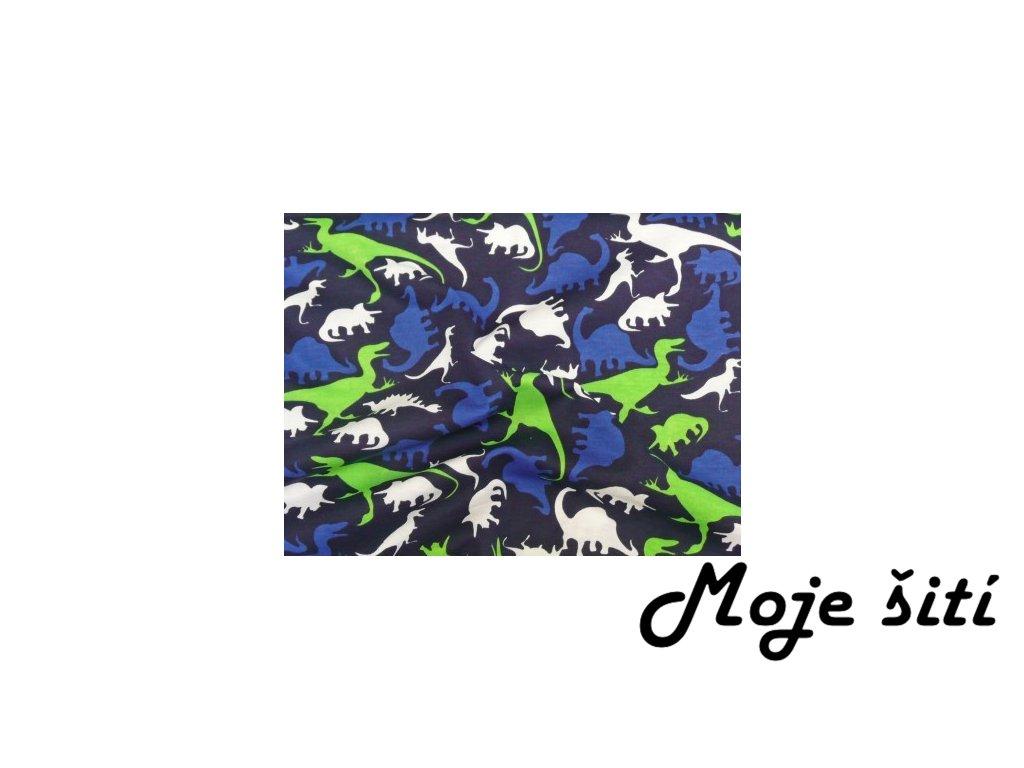 dinosauři zelení&modří 1