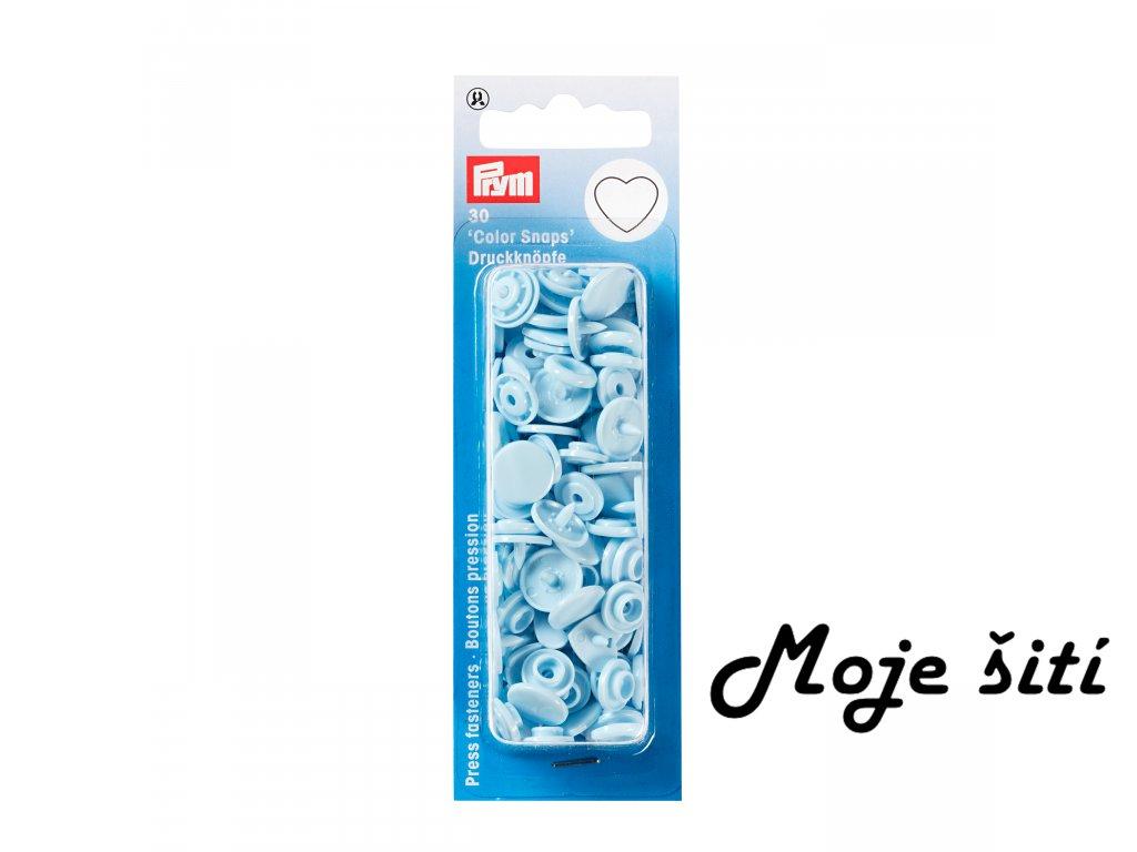 13933200 baby blue srdíčka krabička