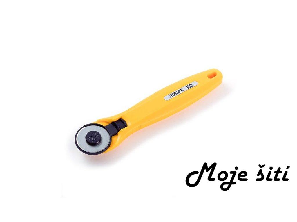 řezací kolečko olfa prym mini prumer 28 mm