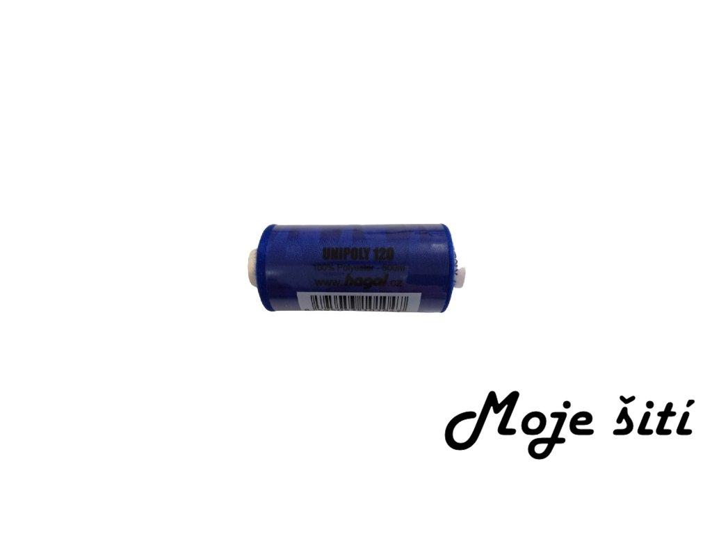 unipoly120 modrá