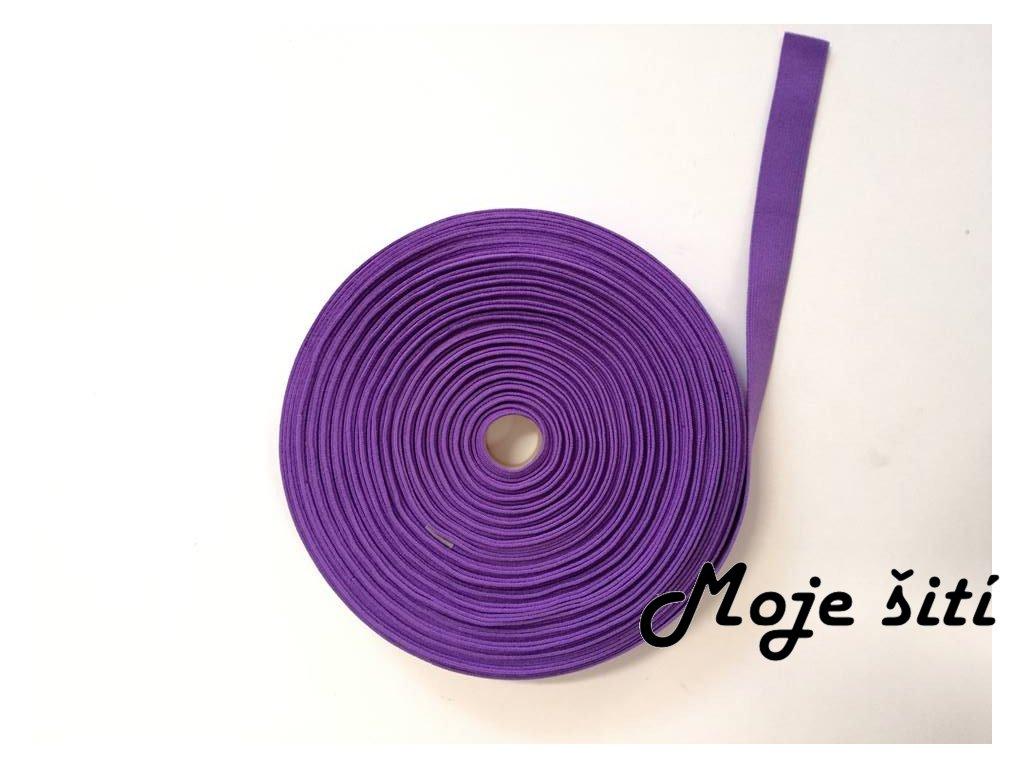 pruženka fialová